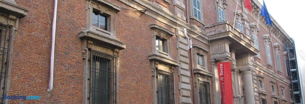 B&B Brera - Milan - Building