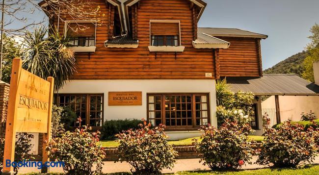 Hosteria Hostal Del Esquiador - San Martin de los Andes - Building