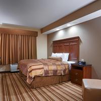 Best Western Premier KC Speedway Inn & Suites Spacious King Room