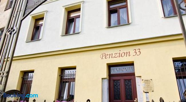 Penzion 33 - Carlsbad - Building