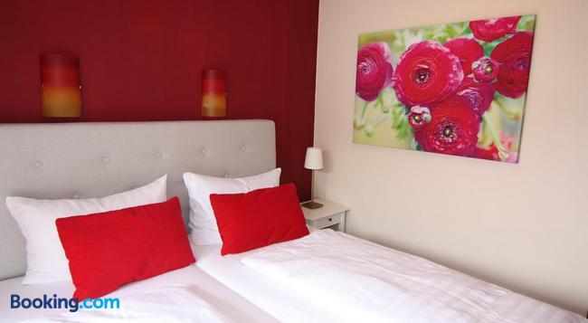 Hotel Heddernheimer Hof - Frankfurt am Main - Bedroom