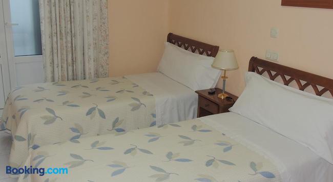 Hostal Gonzalo - Madrid - Bedroom