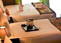 Kamanga Safari Hotel - Maun - ห้องนอน