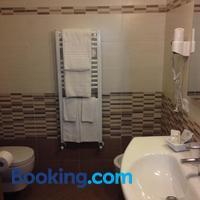 Hotel Lucerna Bathroom