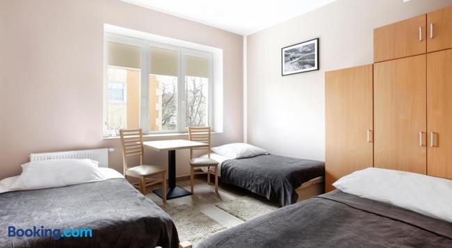 Sejf House - Gdańsk - Bedroom