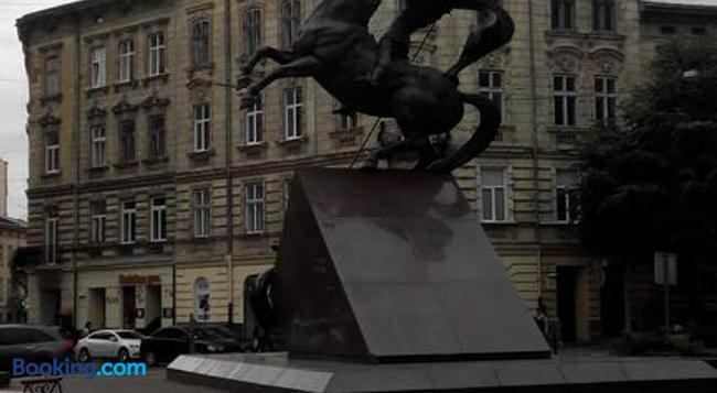Minihotel Freedom - Lviv - Building