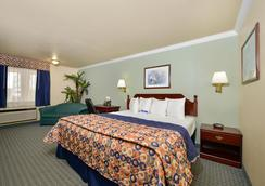 Americas Best Value Inn-Houston/Hobby Airport - ฮุสตัน - ห้องนอน