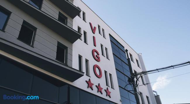 Vigo Hotel - Lodz - Building