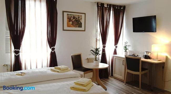 Hotel Gasthaus Papen Änne - Kassel - Bedroom