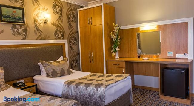 Grand Rosa Hotel - Istanbul - Bedroom