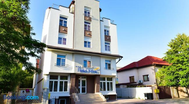 Hotel Silva - Timisoara - Building