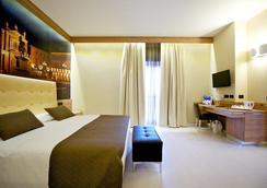 Best Western Hotel Luxor - ตูริน - ห้องนอน