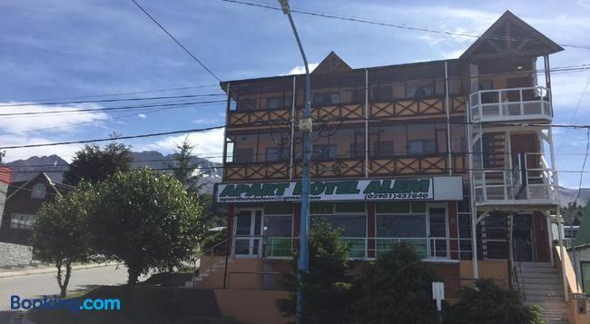 Apart Hotel Alem - Ushuaia - Building