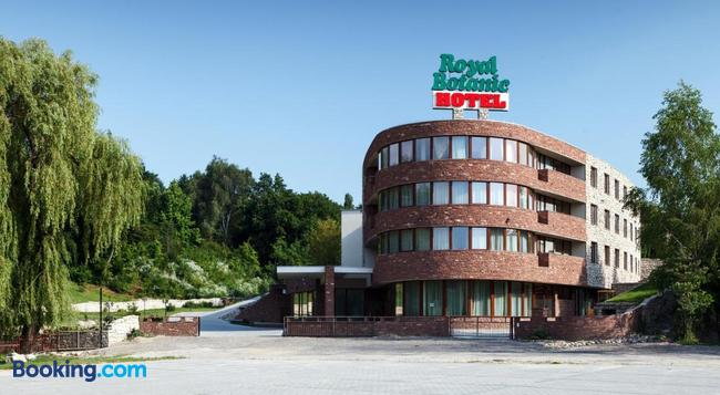 Hotel Royal Botanic - Lublin - Building