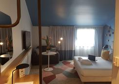 Kyriad Prestige Aix en Provence - เอ็ก-ซอง-โปรวองซ์ - ห้องนอน