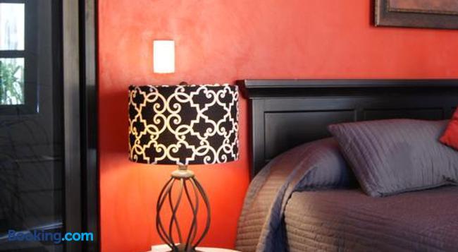 Ochenta Y Dos Bed & Breakfast - Merida - Bedroom
