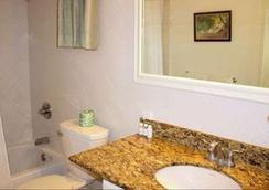 Sea Splash Resort - เนกริล - ห้องน้ำ