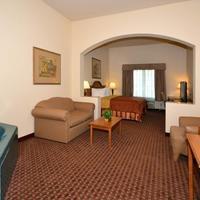 Best Western Casa Villa Suites King Suite with Whirlpool