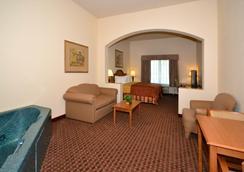 Best Western Casa Villa Suites - ฮาร์ลิงเจน - ห้องนอน