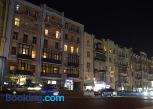 Basseynaya Apart Hotel
