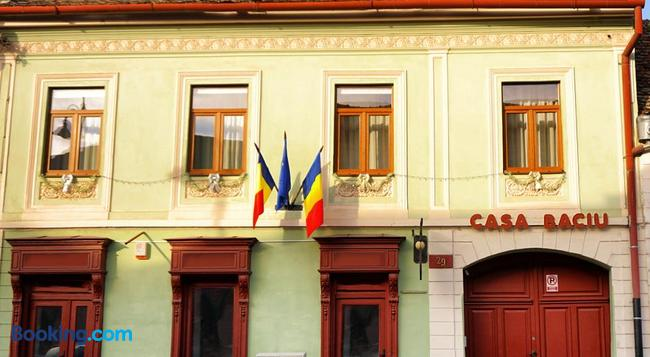 Guesthouse Casa Baciu - Sibiu - Building