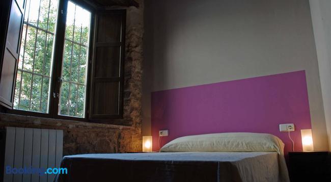 Pensión Odeón - Segovia - Bedroom