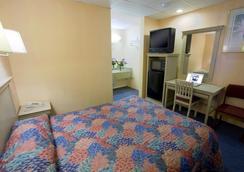 Americas Best Value Inn-San Antonio/Lackland AFB - ซานอันโตนิโอ - ห้องนอน