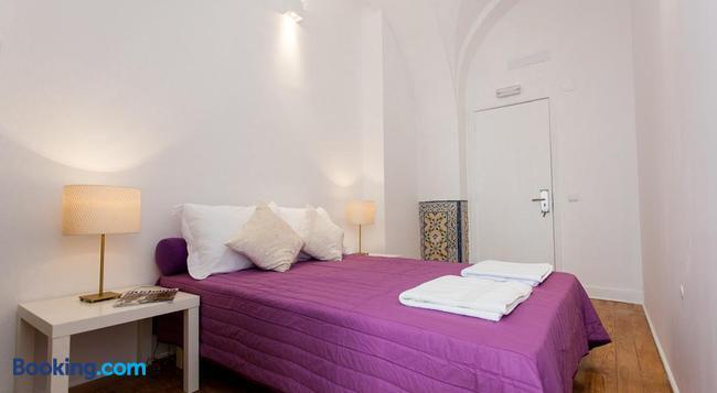 Lost Inn Lisbon Hostel - Lisbon - Bedroom