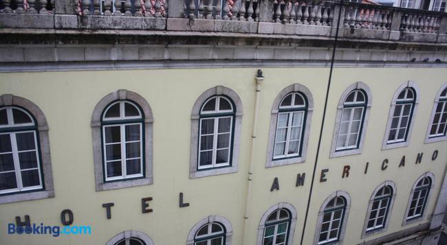 Pensao Residencial Estrela do Mondego - Lisbon - Building