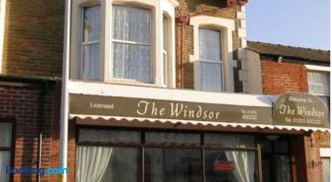 Windsor Hotel - Blackpool - Building