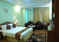 Best Western Green Hill Hotel - ย่างกุ้ง - ห้องนอน