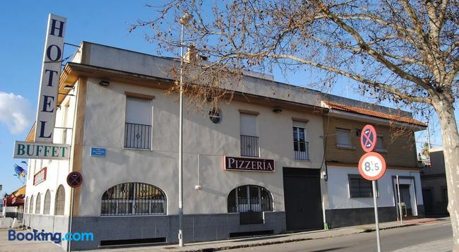 Quitagolpe - Jerez de la Frontera - Building