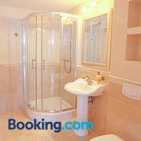 Aparthotel Grodzka 21 Bathroom