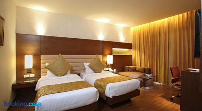 Indus Biznotel - New Delhi - Bedroom