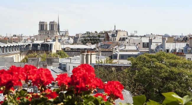 Hotel Left Bank Saint Germain - Paris - Building