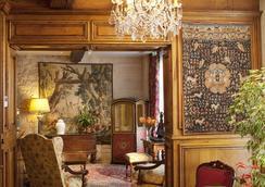 Hotel Left Bank Saint Germain - ปารีส - ล็อบบี้