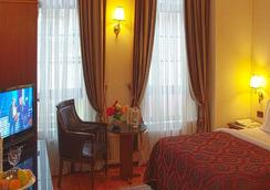 Best Western Empire Palace - อิสตันบูล - ห้องนอน