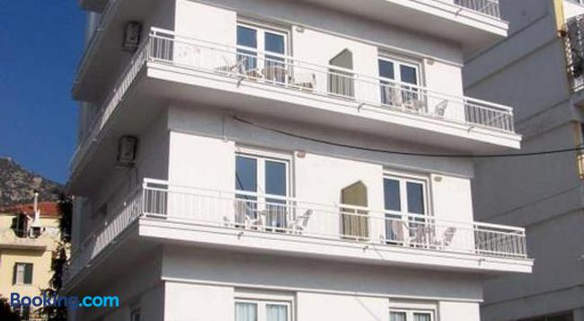 Hotel Europa - Kavala - Building