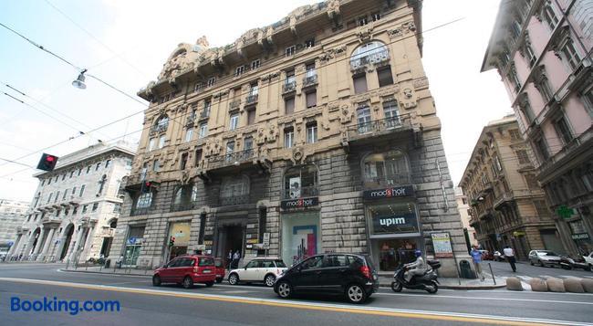 Hotel Barone - Genoa - Building