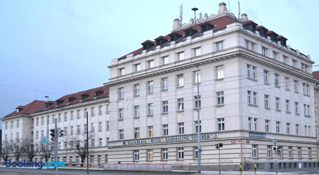 Masarykova Kolej - Prague - Building