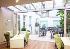 Hôtel Mistral - ปารีส - ห้องนอน