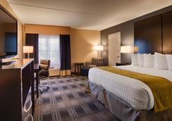 Best Western Hartford Hotel & Suites - ฮาร์ตฟอร์ด - ห้องนอน