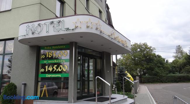 Hotel Restauracja Kinga - Katowice - Building