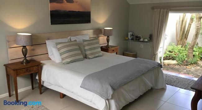 Pollock's B&B - East London - Bedroom