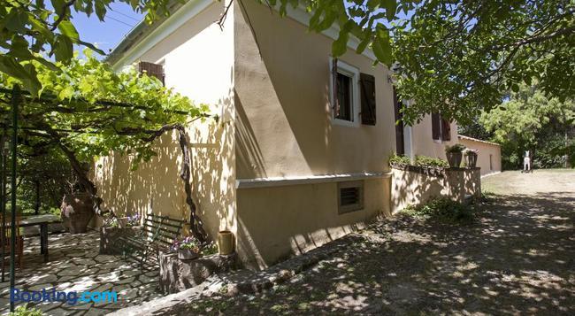 Pelecas Country Club - Corfu - Building