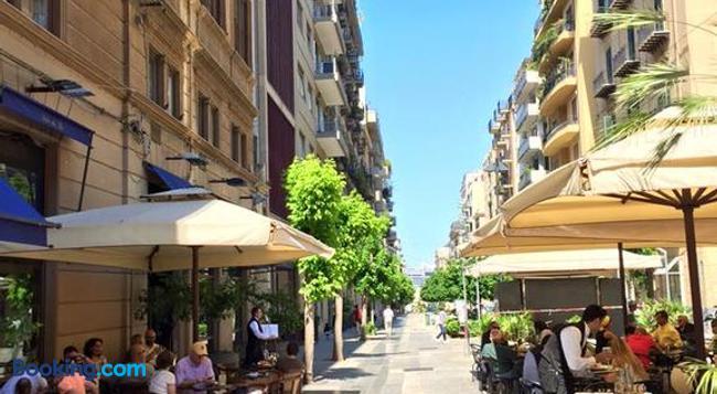 Due Passi - Palermo - Building