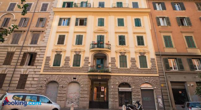 The Great Beauty - Rome - Building