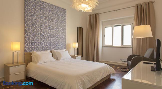 Gaspar House - Lisbon - Bedroom