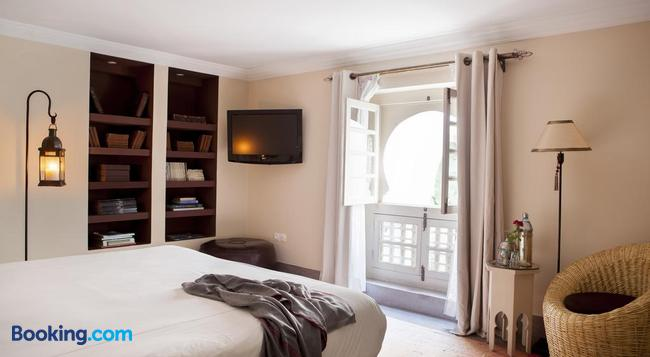 Riad Abracadabra - Marrakesh - Bedroom