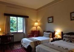 Hotel La Mada - ไนโรบี - ห้องนอน